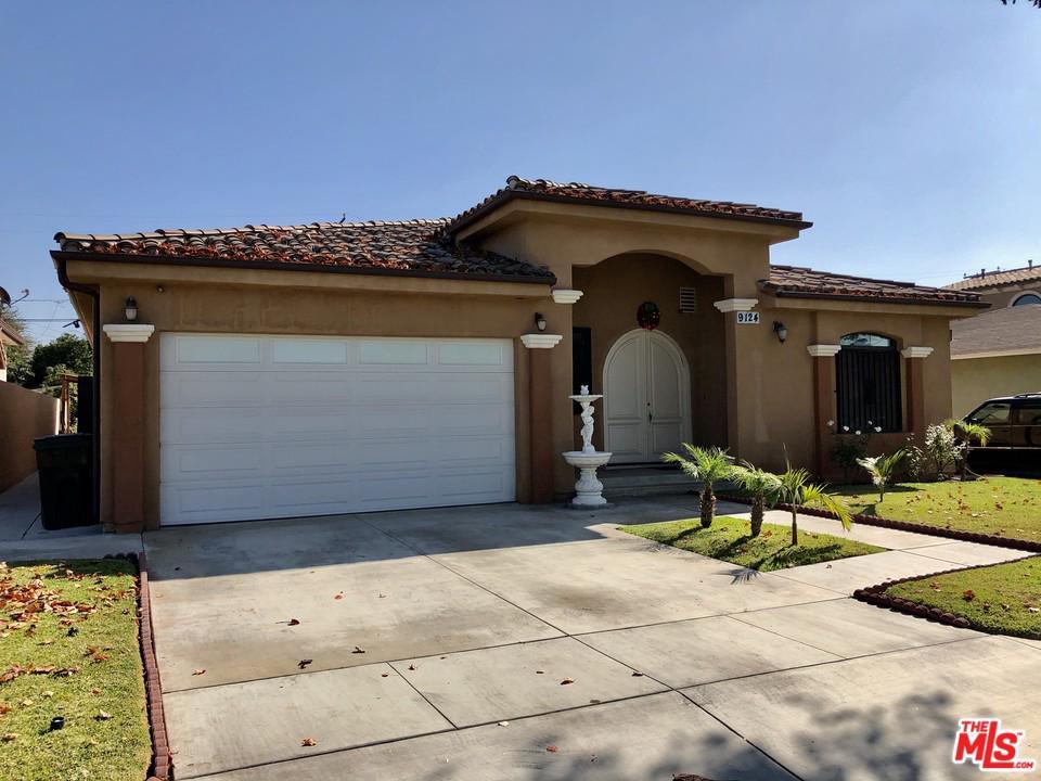 9124 SHERIDELL Avenue - Downey, California