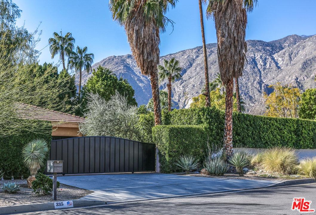 Photo of 335 West VISTA CHINO, Palm Springs, CA 92262