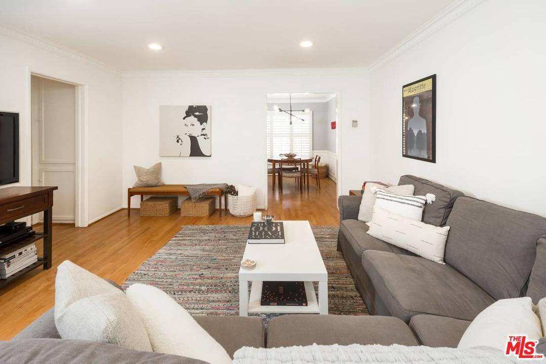 Photo of 1275 North HARPER Avenue #1, West Hollywood, CA 90046