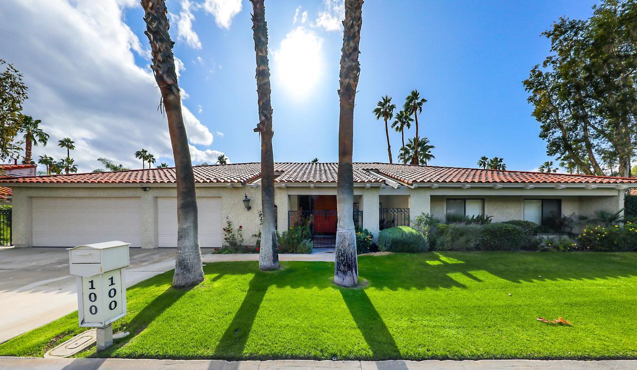 Photo of 100 ESPLANADE Street, Rancho Mirage, CA 92270