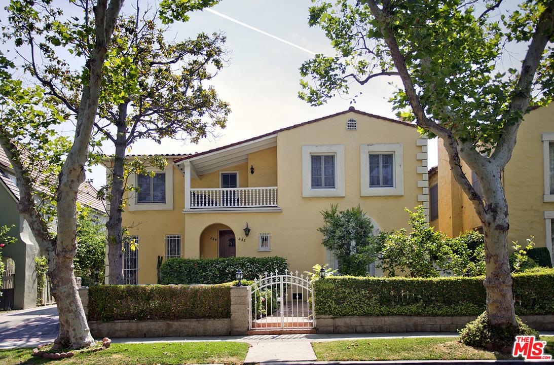 Photo of 246 South MANSFIELD Avenue, Los Angeles, CA 90036