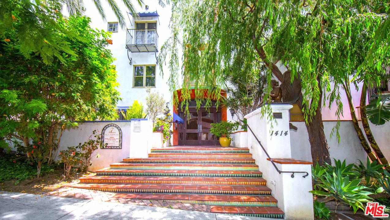 Photo of 1414 North HARPER Avenue #1, West Hollywood, CA 90046